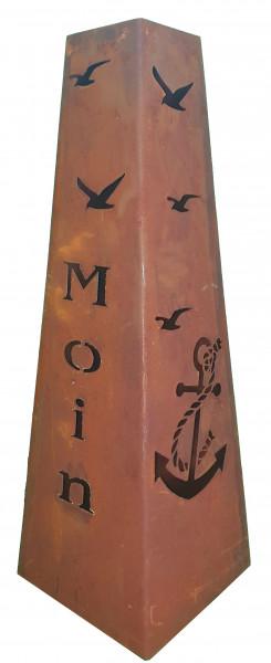 Pyramide Moin Anker mit Möwen