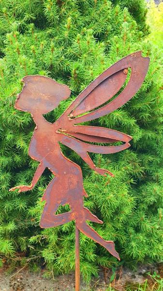 Gartenstecker Elfe