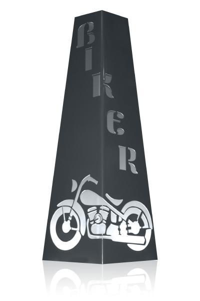 Pyramide Biker