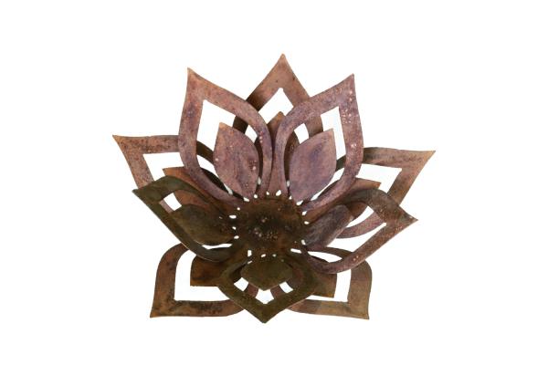 Schale Blume