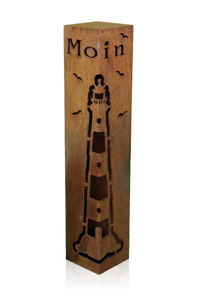 Säule Moin Leuchtturm