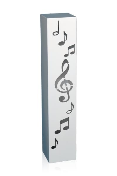 Säule Musiknote