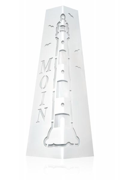 Pyramide Moin Leuchtturm